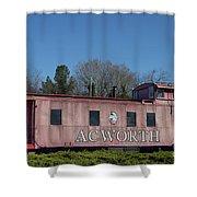 Acworth Ga Shower Curtain