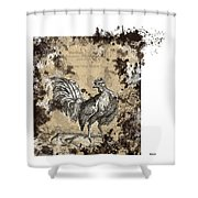 Adam Lonitzer 1593, Barlow 1690 Shower Curtain