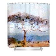 African Journey Shower Curtain