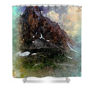 Afternoon In The Claree Valley II Shower Curtain