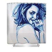 Ahna Shower Curtain