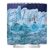 Alaskan Blue Shower Curtain