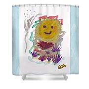 Alegria - Pintoresco Art By Sylvia Shower Curtain