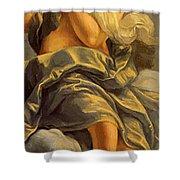 Allegoria Dell Inclinazione 1615 Shower Curtain