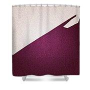 All's Good Man Shower Curtain
