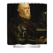 Almirante Veneciano   Shower Curtain