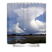 Amazing Cloud Shower Curtain