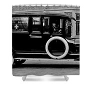 Ambulance - Armstrong And Hotson 1918 Shower Curtain