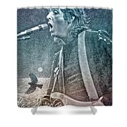 And You'll Be A Bluebird Too Shower Curtain
