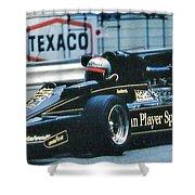 Andretti Monaco 78 Shower Curtain