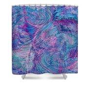 Aqueous Meditations #01 Shower Curtain