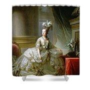 Archduchess Marie Antoinette  Shower Curtain