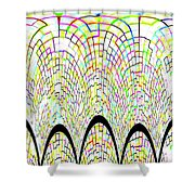 Arches 3 Shower Curtain