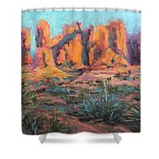 Arches National Park II Shower Curtain