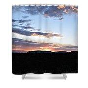 Arizona Portrait  Shower Curtain