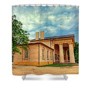 Arlington House Shower Curtain