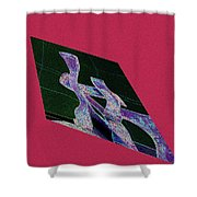 Art In Forms Shower Curtain