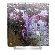 Art Print Abstract 32 Shower Curtain by Harry Gruenert