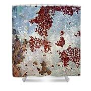 Art Print Patina 58 Shower Curtain by Harry Gruenert