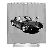 914 Shower Curtain