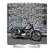 Triumph Tiger Cub Shower Curtain