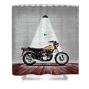 Kawasaki Z1 Shower Curtain