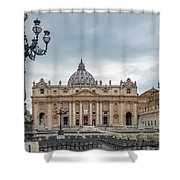 Audience Shower Curtain
