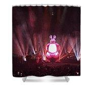 Aussie Pink Floyd - Clearwater, Fl Shower Curtain