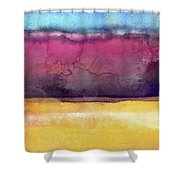 Awakened 6- Art By Linda Woods Shower Curtain