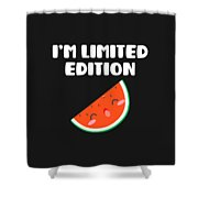 Awesome Im Limited Edition Shower Curtain