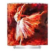 Bailarina Shower Curtain
