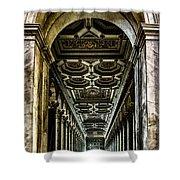 Basilica Papale Di San Paolo Fuori Le Mura Shower Curtain