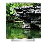 Bear Springs Shower Curtain