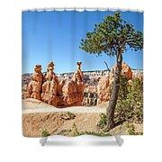 Beautiful Bryce Canyon Shower Curtain