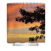 Beautiful Sunset Shower Curtain