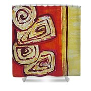 Beguiled Shower Curtain