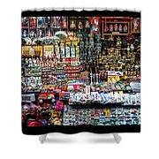 Beijing Souvenirs Shower Curtain
