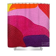 Belly Shower Curtain