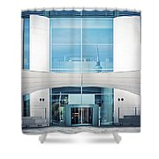 Berlin - Bundeskanzleramt Shower Curtain