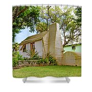Bermuda Botanical Gardens Shower Curtain