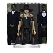 Beyonce - Formation 3 Shower Curtain