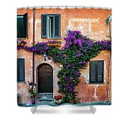 Bird Of Della Rocca Shower Curtain