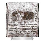 Black Ivory Issue 1b70c Shower Curtain