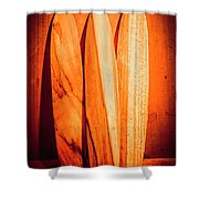 Boarding House Shower Curtain