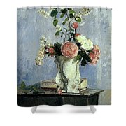Bouquet Of Flowers Shower Curtain