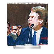 Brett Kavanaugh Testifies Before Senate Shower Curtain