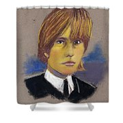 Brian Jones Shower Curtain