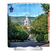 Brideshead Revisited Shower Curtain