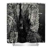 Brig O' Stack Shower Curtain