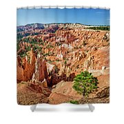 Bryce Canyon Sunrise Point Shower Curtain